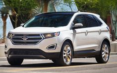 Provided you don't need third-row seating or a luxury badge, the 2015 Ford Edge offers everything you might want in a comfortable, stylish, tech-savvy crossover. Find out why the 2015 Ford Edge is rated by The Car Connection experts. New Ford Edge, 2016 Ford Edge, Ford 2016, Ford Motor Company, Maserati, Crossover Cars, Crossover Vehicles, Ford Edge Limited, Used Suv