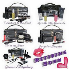 Our silver bag collection is retiring!!!! Don't miss out on the savings you get when buying a collection Www.YouniquebyKristinaMarie.com