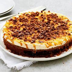 Cookie Desserts, Dessert Recipes, Fika, Looks Yummy, Gelato, No Bake Cake, Tiramisu, Cheesecake, Nom Nom