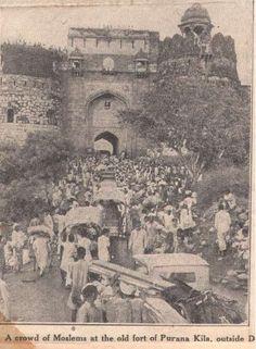 Manchester guardian purana-qila1947 - Partition of India - Wikipedia, the free encyclopedia