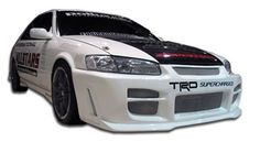 1997-2001 Toyota Camry Duraflex R34 Front Bumper Cover - 1 Piece