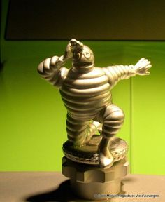Bibendum, musée de l'Aventure Michelin