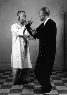 Cheng and Master T. Liang - Sanctuary of Tao Great Compassion Mantra, Tai Chi Movements, Book Of Changes, Feeling Helpless, I Ching, Taoism, Qigong, Self Defense, Martial Arts