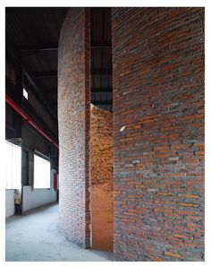 Wall Pavilion - Shenzhen China - Bas Princen in collaboration with OFFICE Kersten Geers David van Severen 2014