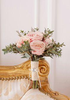 Букет невесты от Виктории Дратковской  Заказать свадебный букет невесты Минск 8029 66 44 074