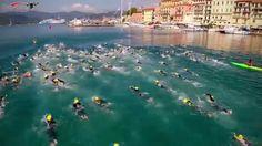 Iron Tour 2015 Isola d'Elba-Video con Drone.