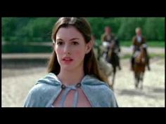 Ella Enchanted - Movie Trailer - YouTube. I love this girl! Anne Hathaway definitely knows how to create a powerful person who stands for something real. I love her power to make you laugh along with her...