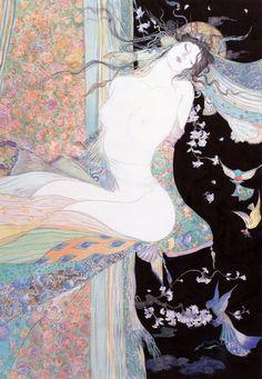 yoshitaka amano lovers - Google-søk