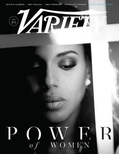 'Variety' Power of Women Features Hollywood's Finest Ladies: Kerry Washington, Amy Pascal and More | In Touch Weekly