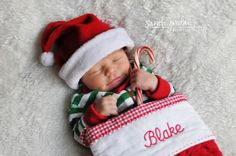 Adorable Christmas photo idea... Maybe this is a sign that we need to do this since the baby photoed is Blake too!