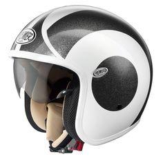 Premier Jet Vintage Helmet - V6 | Open Face Motorcycle Helmets | FREE UK delivery - The Cafe Racer