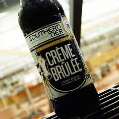 Southern Tier Creme Brulee | SO SWEET AND TASTY.