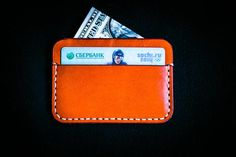 Check out this item in my Etsy shop https://www.etsy.com/listing/535904678/leather-cardholder-leather-wallet-front
