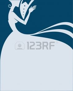 wedding greeting card Stock Vector