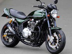 Kawasaki Zephir 1100... <3