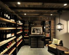 Cable Wine System Wine Cellar by @PaproConsulting wine glass writer | CELLAR + RACK | Pinterest | Wine cellars Wine and Cave & Cable Wine System Wine Cellar by @PaproConsulting wine glass writer ...