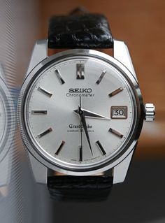 Grand Seiko Self-Dater 5722-9990 from 1965
