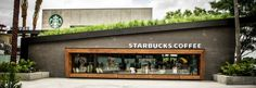 >>>Cheap Sale OFF! >>>Visit>> The Starbucks Green Roof Downtown Disney Walt Disney World; Photo Courtesy of Starbucks Downtown Disney, Disneyland Orlando, Orlando Florida, Burger Bar, Design Exterior, Facade Design, Retail Architecture, Architecture Design, Residential Architecture
