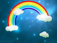 Get interesting ideas for rainbow party theme. Kitty party theme idea for monsoon season. Rainbow Cloud, Rainbow Theme, Over The Rainbow, Kitty Party Themes, Cat Party, Cloud Wallpaper, Rainbow Wallpaper, Cool Abstract Art, Rainbow Images