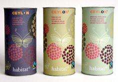 Boites de thé Habitat-UK-2006