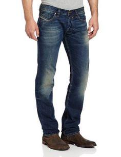 Diesel Men's Safado Slim Straight Leg Jeans#Diesel straight Leg Jeans#Diesel men`s Jeans#Diesel men`s trousers