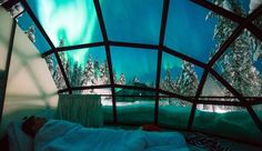 Out of this world experiences were the only prerequisites - keep scrolling and lose yourself in 10 of the world's most extraordinary places to stay.1. Kakslauttanen Arctic Resort, Finland          ...