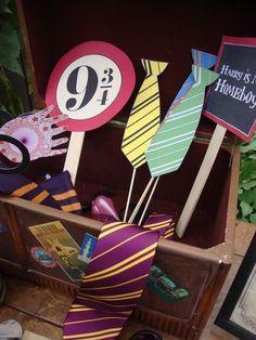 Ideas para hacer una fiesta temática de Harry Potter