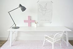 zona de estudio niños 500x334 10 Ideas para organizar y decorar la zona de estudio de los niños