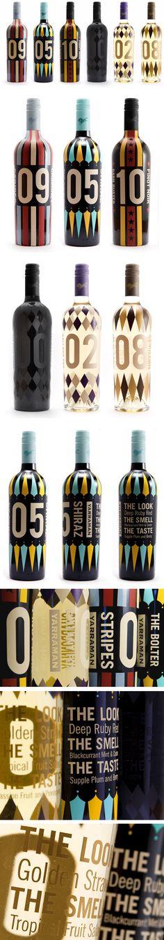 Yarraman Estate's Barn Buster Wines