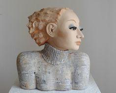 Skulptur: Mit der Zeit - von Margit Hohenberger