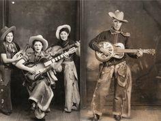 Vintage Photographs of Arcane Americana
