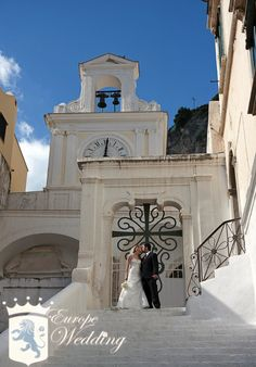 Wedding in Amalfi Coast - Atrani, Italy