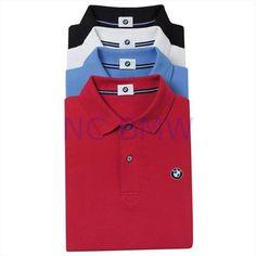 b95a2620402 BMW Genuine Logo OEM Factory Original Men s Polo Shirt   Black S Small   shirt