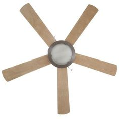 Westinghouse Comet 52 in. Brushed Pewter Ceiling Fan - 7813665 - The Home Depot