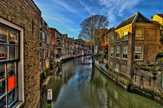 Check out these 17 best cities in the Netherlands! The Netherlands has a lot more cool cities that are worth visiting than you would think. Visit Holland, South Holland, Amsterdam City, Amsterdam Travel, Puzzle Of The Day, Unique Hotels, Leiden, Grand Hotel, Best Cities