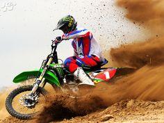 Babbitt's Kawasaki - Tyler Bowers