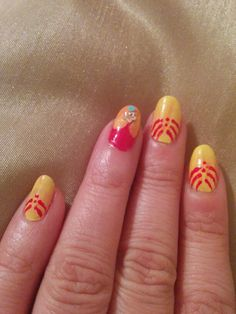 Simple nail art images for legs impremedia yellow nail art prinsesfo Gallery