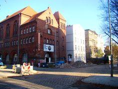 Gdańsk, Dolne Miasto, Centrum Sztuki Współczesnej Łaźnia 1