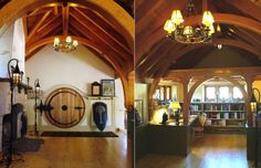 hobbit house plans   hobbit house in Pennsylvania filled with collection pieces and ...