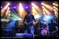 Skálmöld au Ragnard Rock Festival 2015 (samedi)
