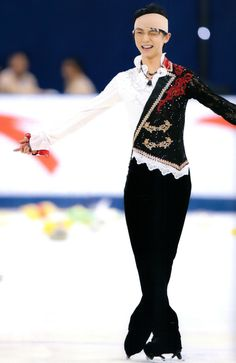 Yuzuru at COC 2014
