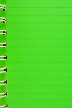 line background on green paper