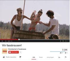 #fassbrausen #FUN #Party https://www.youtube.com/watch?v=SliSnWQSBxQ