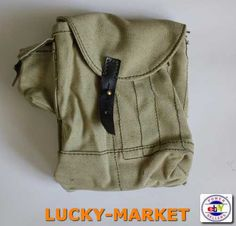 SOVIET RUSSIAN AK MAGAZINE POUCH FOR 4 mags, NEW VERY RARE  http://cgi.ebay.com/ws/eBayISAPI.dll?ViewItem=251106850548
