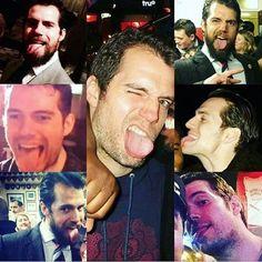 Henry cavill & the Tongue. ;-)