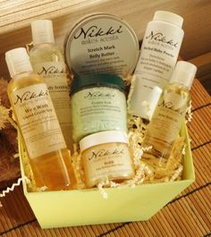 MOMMY & ME Gift Set by nikkicandles on Etsy, $45.00