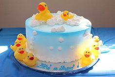Rubber Ducky Baby Shower Ideas | Check out all our other showers and share your ideas in our Shower ...