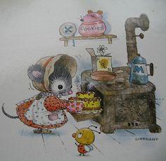 Matilda Mouse - Greg Giordano