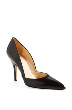 the perfect heels for work and beyond - kate spade black patent lottie pumps // on sale now during Nordstrom's Anniversary Sale!