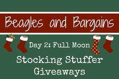 Stocking Stuffer Giveaway Day 2: Full Moon Artisanal Jerky #sponsored | http://www.beaglesandbargains.com/stocking-stuffer-giveaway-full-moon-artisanal-jerky/